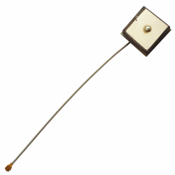 18 x 18mm Active Patch GPS Ceramic Antenna