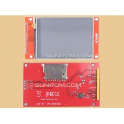 2.8inch lcd module kmrtm28028-SPI-240*320