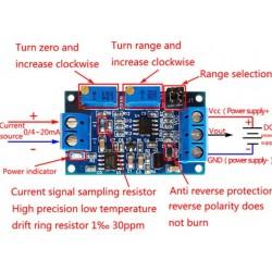 XY-IT0V مبدل جریان به ولتاژ