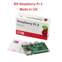 Raspberry pi 3 UK