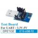 E15-USB-T2 USB-TTL Test board 3.3V or 5V UART Wireless Port Serial Module